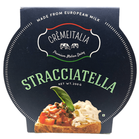 European Stracciatella Cheese in Delhi